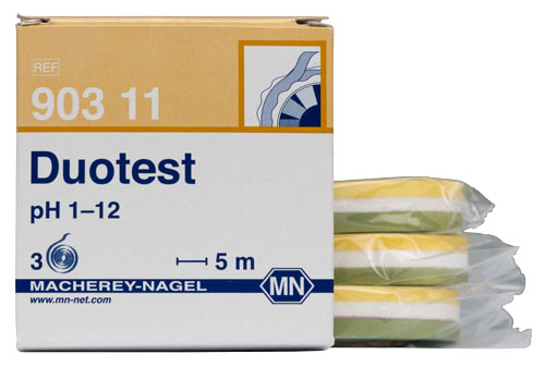 DUOTEST pH 1-12 REFILL #90311