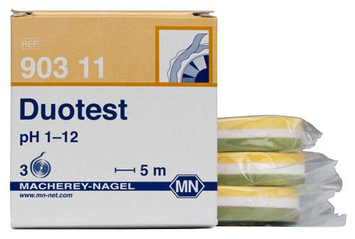 DUOTEST pH 1-12 REFILL #90311