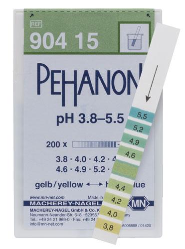 PEHANON® pH 3.8-5.5 #90415
