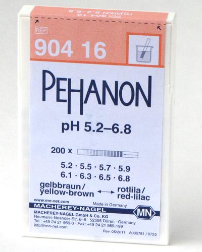PEHANON® pH 5.2-6.8 #90416