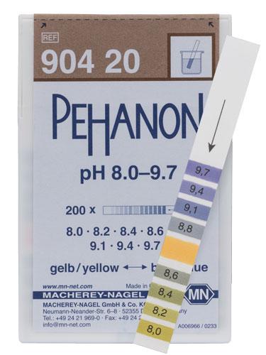 PEHANON pH 8.0-9.7 #90420