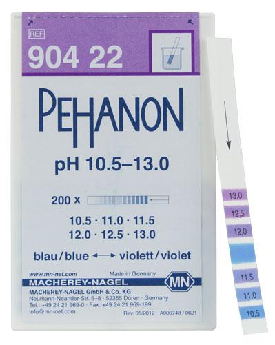 PEHANON pH 10.5-13.0 #90422