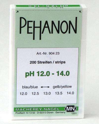 PEHANON pH 12.0-14.0 #90423