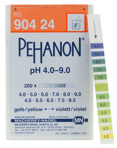 PEHANON pH 4.0-9.0 #90424