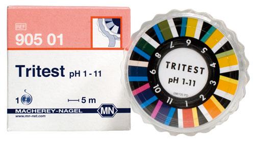 TRITEST pH 1-11 DISPENSER #90501