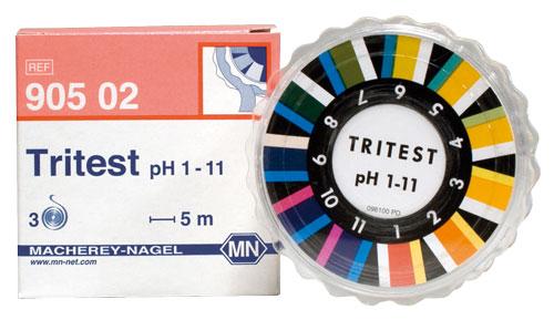 TRITEST pH 1-11 REFILLS #90502