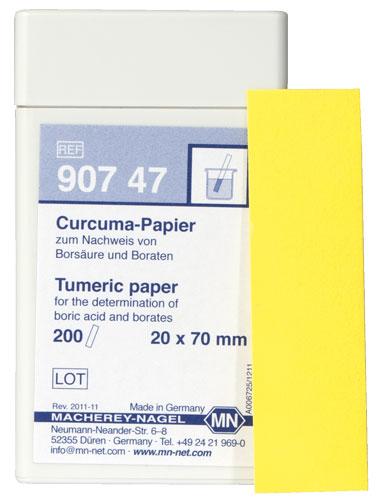 Turmeric paper #90747