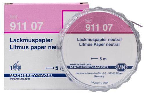 Litmus paper neutral #91107