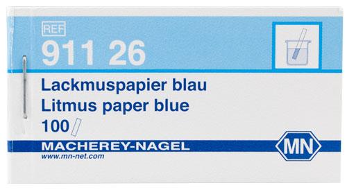 Litmus paper, blue 8.0-5.0 #91126