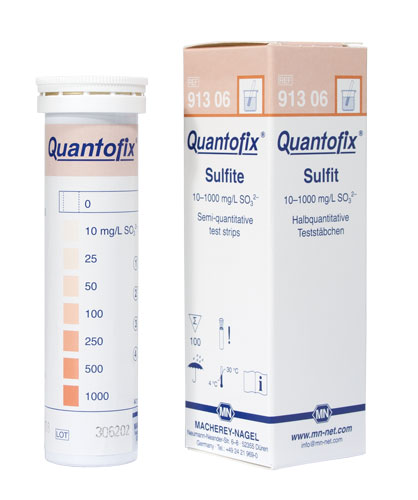 QUANTOFIX® Sulfite *For Research Purposes Only* #91306