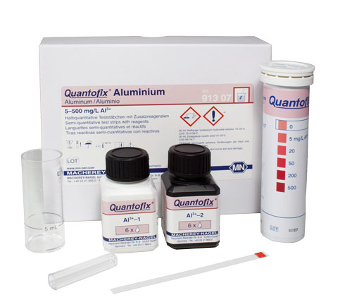 QUANTOFIX® Aluminum *This item is hazardous and cannot ship Parcel Post. It is required to ship UPS Ground* #91307