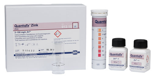 QUANTOFIX Zinc *This item is hazardous and cannot ship Parcel Post. It is required to ship UPS Ground* #91310