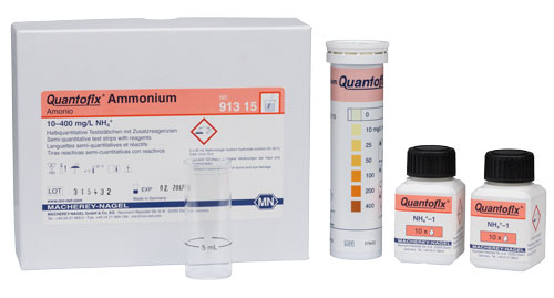 QUANTOFIX Ammonium *This item is hazardous and cannot ship Parcel Post. It is required to ship UPS Ground* #91315