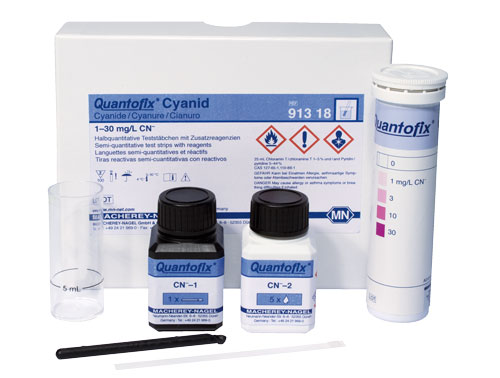 QUANTOFIX Cyanide  *This item is hazardous and cannot ship Parcel Post. It is required to ship UPS Ground* #91318