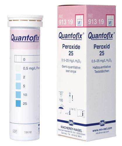 QUANTOFIX Peroxide 25 #91319