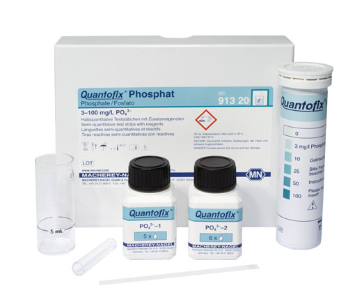 QUANTOFIX Phosphate *This item is hazardous and cannot ship Parcel Post. It is required to ship UPS Ground* #91320