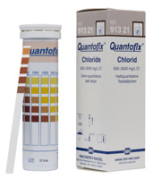 QUANTOFIX Chloride *Item is shipped cold*,  express service may be required during summer months. Shipping charge shown here will not reflect additional charge. You will be contacted prior to shipping with correct cost. #91321