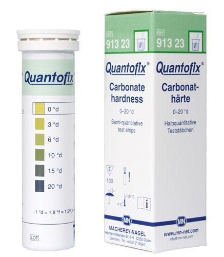 QUANTOFIX® Carbonate hardness #91323