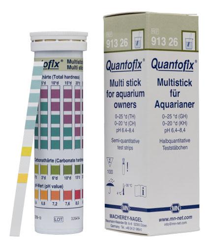 QUANTOFIX® Multisticks for aquarium owners #91326