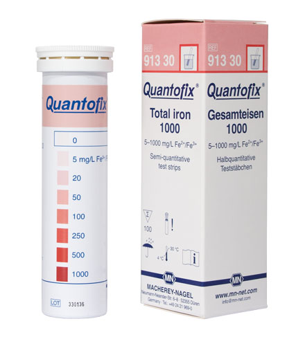 QUANTOFIX® Total Iron 1000 #91330