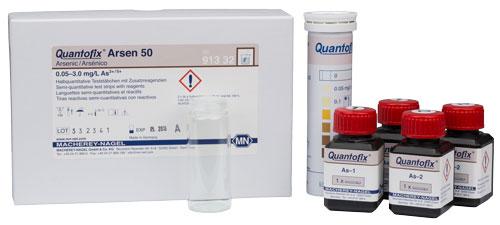 QUANTOFIX Arsenic 50 #91332