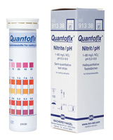 QUANTOFIX Nitrite/pH for cooling lubricants #91338