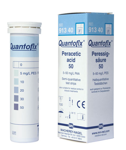 QUANTOFIX® Peracetic Acid 50 #91340