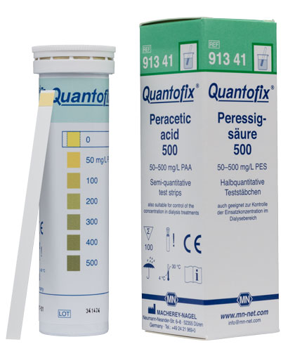 QUANTOFIX Peracetic Acid 500 #91341