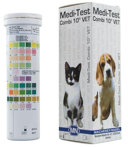 MEDI-TEST COMBI 10 VET #930870