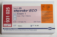VISOCOLOR ECO IRON 1 *This item is hazardous and cannot ship Parcel Post. It is required to ship UPS Ground* #931025