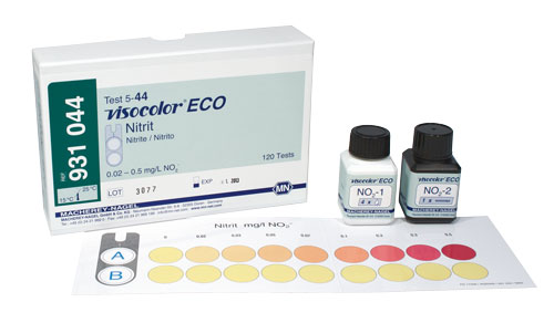NITRITE TEST KIT (VISOCOLOR ECO NITRITE) #931044