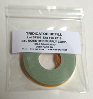 Tridicator Refill Roll pH 1-11 (Fil-Chem) #TRI-100R