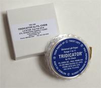 Tridicator Roll pH 1-11 (Fil-Chem) #TRI-100